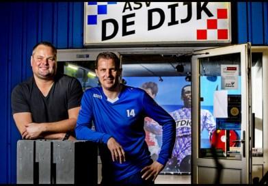 Jeroen Verhoeven en Jack Tuyp, al eens de beulen van AFC Ajax