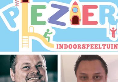 Jeroen Verhoeven opent na goedkeuring gemeente Indoorspeeltuin Plezier in Soesterberg