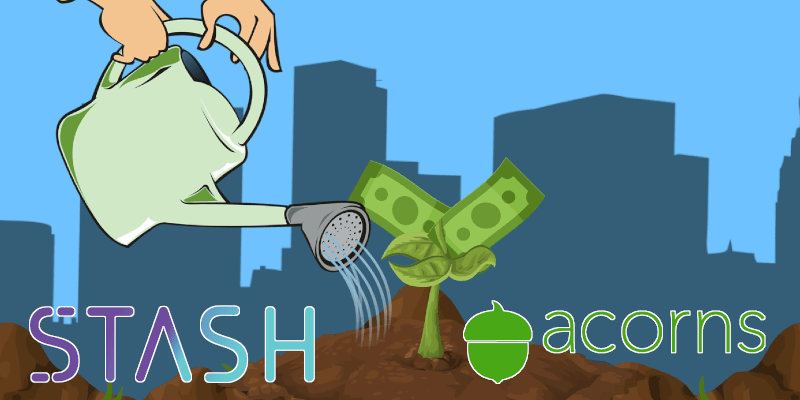 Why Use Acorns Or Stash To Micro-Invest?