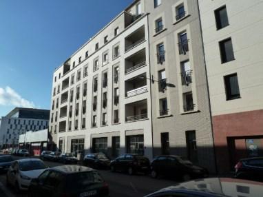28 logements à Rouen - contexte
