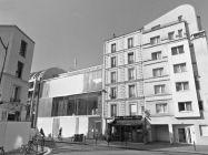 36 logements locatifs à Paris 20ème-Régie Immobilière de la ville de Paris