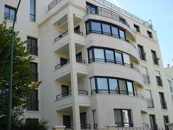 logements collectifs Vincennes