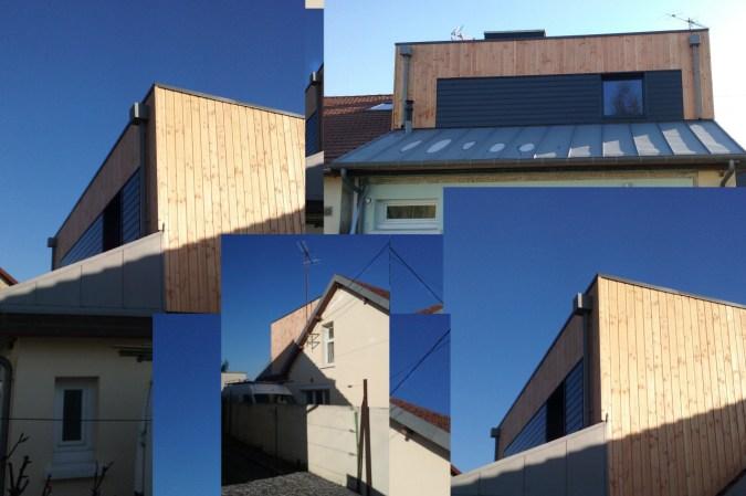 Surélévation-Le-Petit-Quevilly - Architecte Rouen