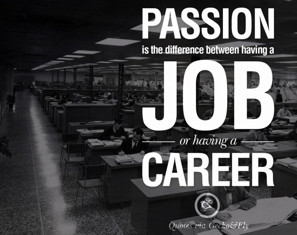 job passion
