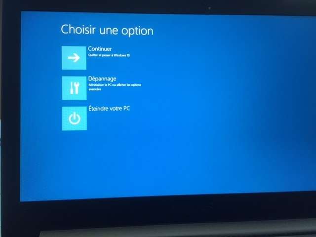 Bug Windows 10 réparation automatique - Jérôme Guyonnet