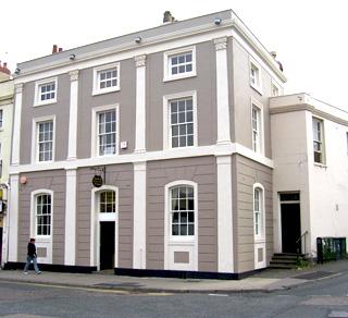 Belsize House, birthplace of Jerome K Jerome