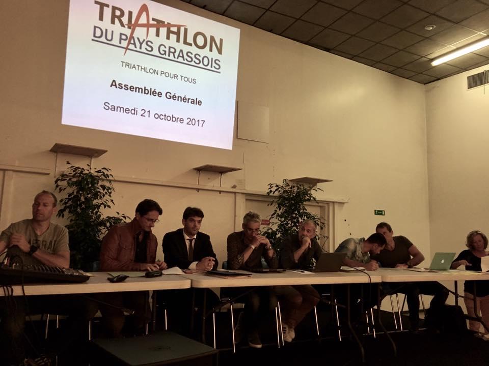 triathlon pays grassois
