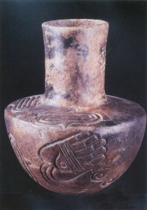 Mississippian pot