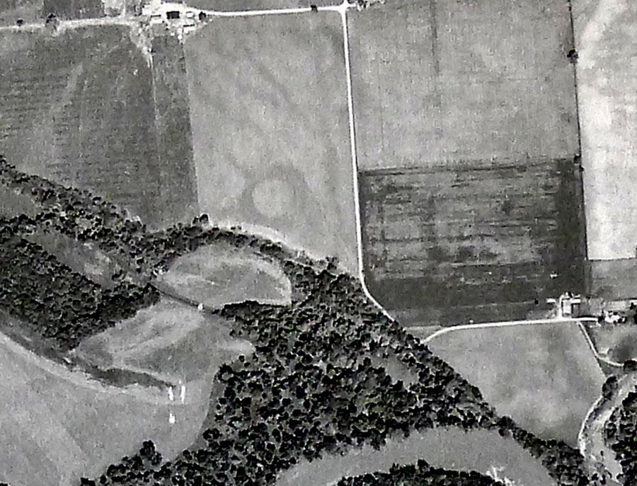 The Scippo-Scioto Earthwork complex 1951