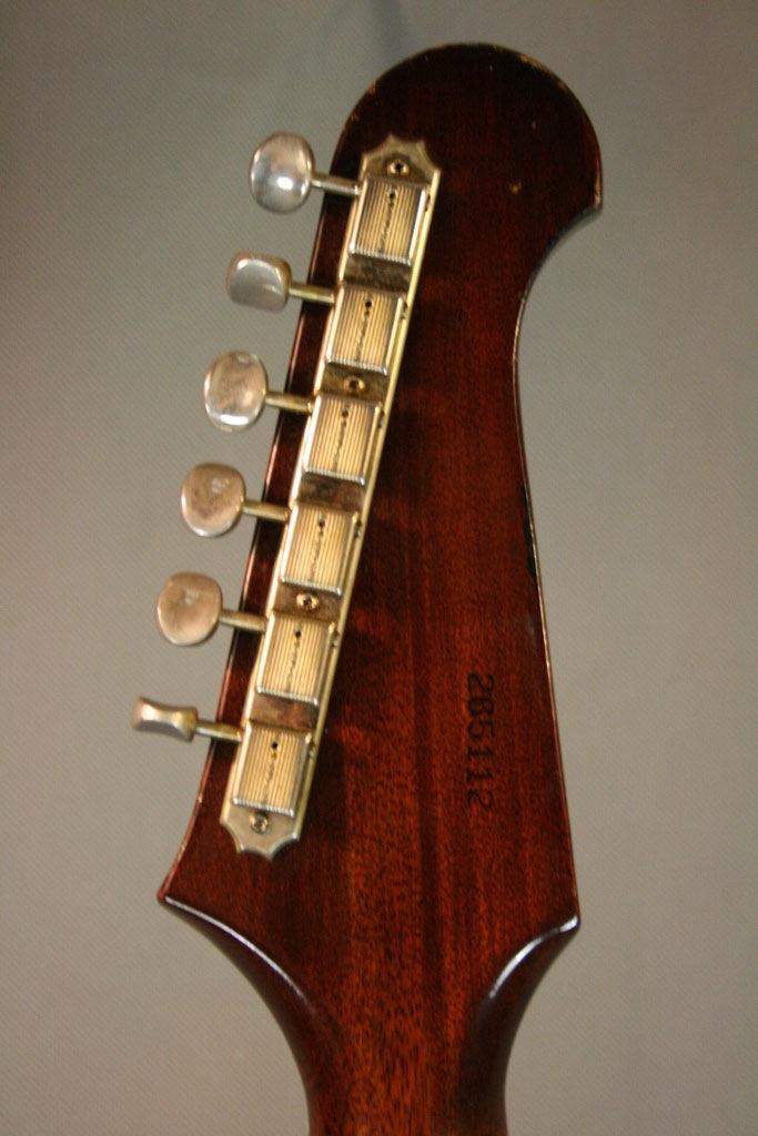 Les Gibson Firebird Reverse Body De