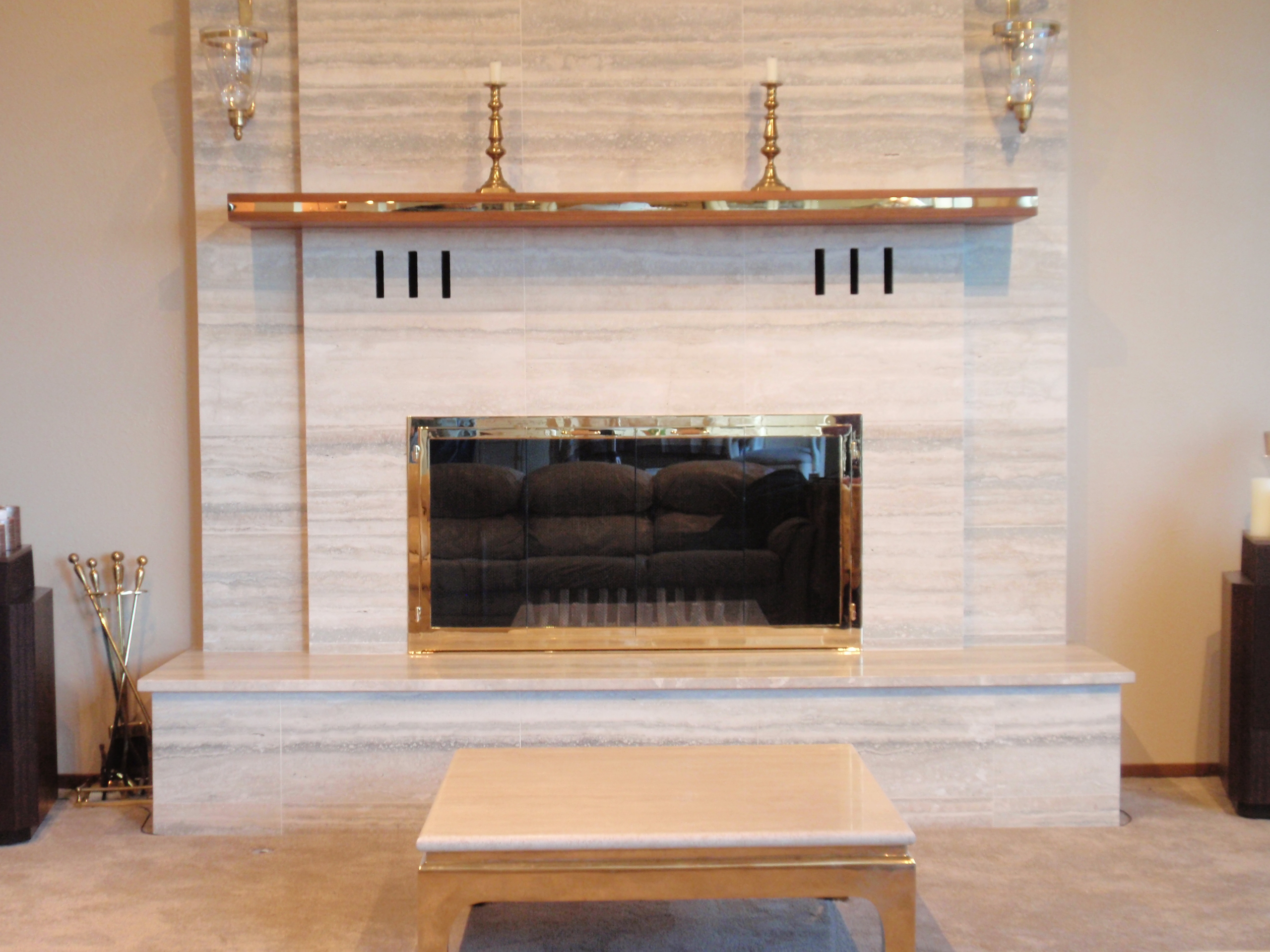 Fireplace Glass Doors And Screens