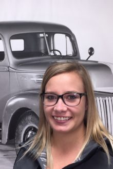 Madison Muir - Parts/Service Person