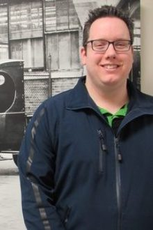 Tyrell Smith - Parts Manager