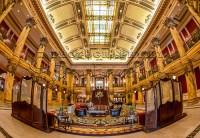 Jefferson Hotel Lobby | Jerry Fornarotto