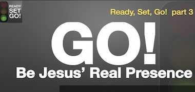 see http://www.fishersofmen.org/2015/go-be-jesus-real-presence/