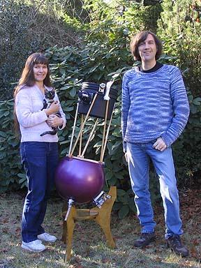 Jerry & Kathy & Stormy & Trackball