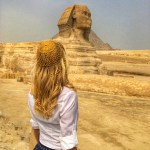 Sphinx Egypt Alyssa Ramos MyLifesAMovie