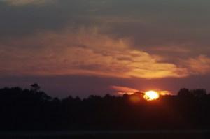 Sunrise Trenton NY