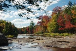 Crandall Falls October