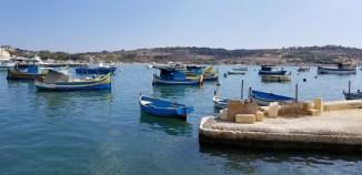 Harbor - Marsaslokk, Malta