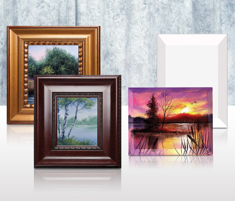 How To Make Picture Frames For Canvas Paintings - Best Painting 2018
