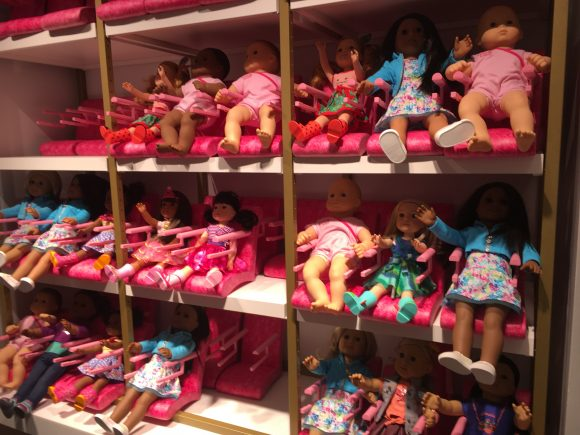 Look Inside the NEW American Girl Place NYC Jersey