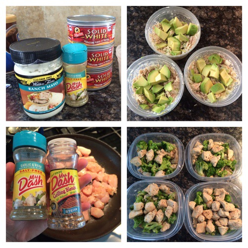 Meal Prep High Protein Low Carb Lunch Ideas For This Week