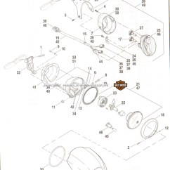 1989 Harley Davidson Wiring Diagram Dometic Lcd Thermostat Softail For