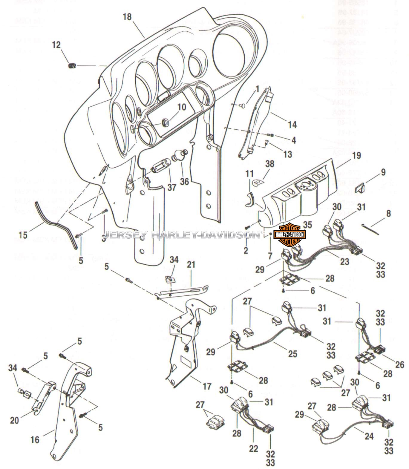 2011 harley road king wiring diagram for dummies