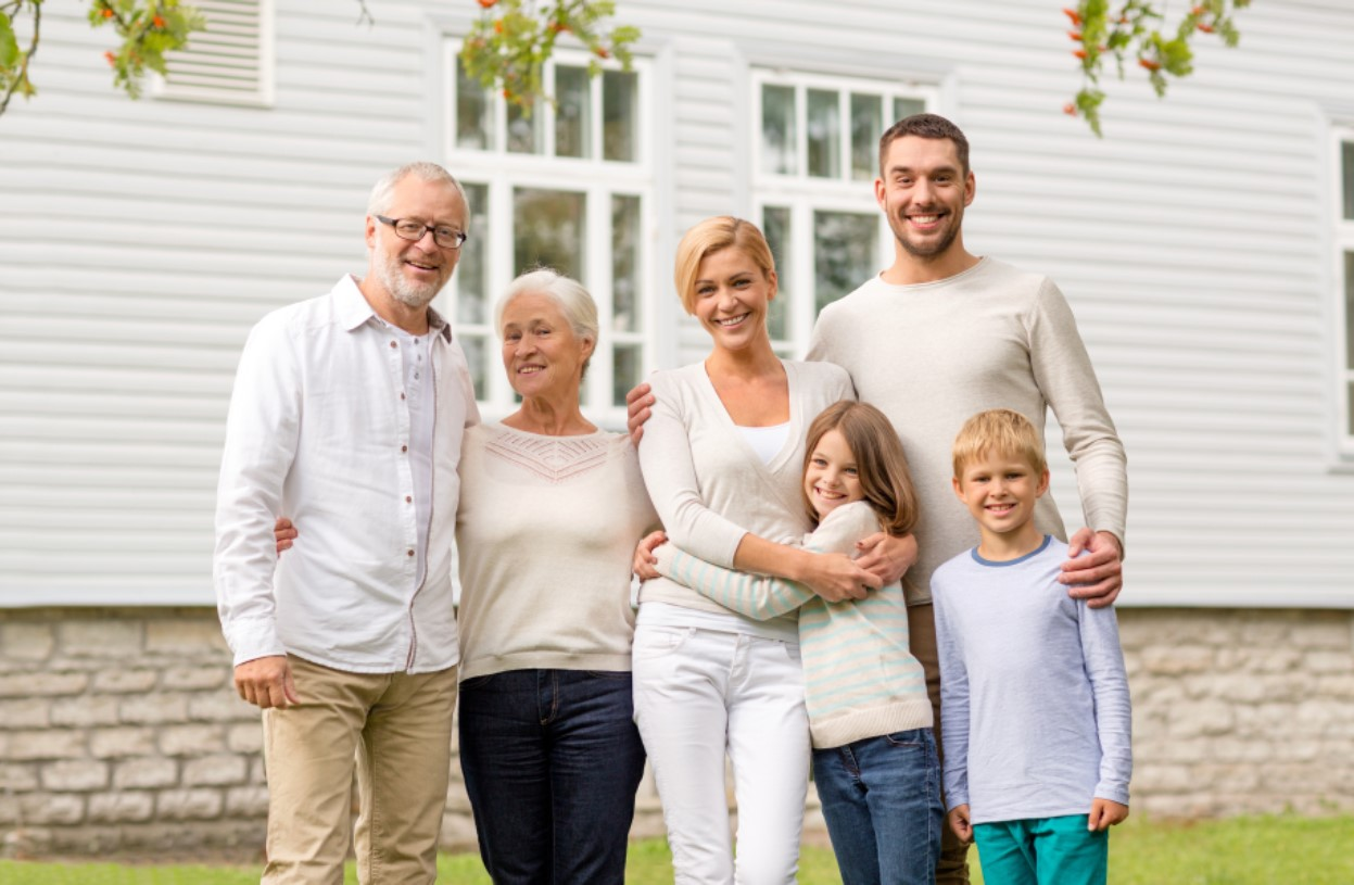 Mother Daughter Homes & Multi-generational homes