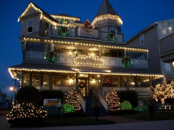 Ocean Grove's Victorian Holiday Festival House and Inn Tour