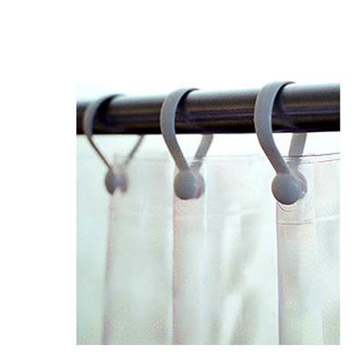 10324 plastic shower curtain hooks 1 dozen pkg