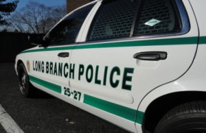 long branch police car