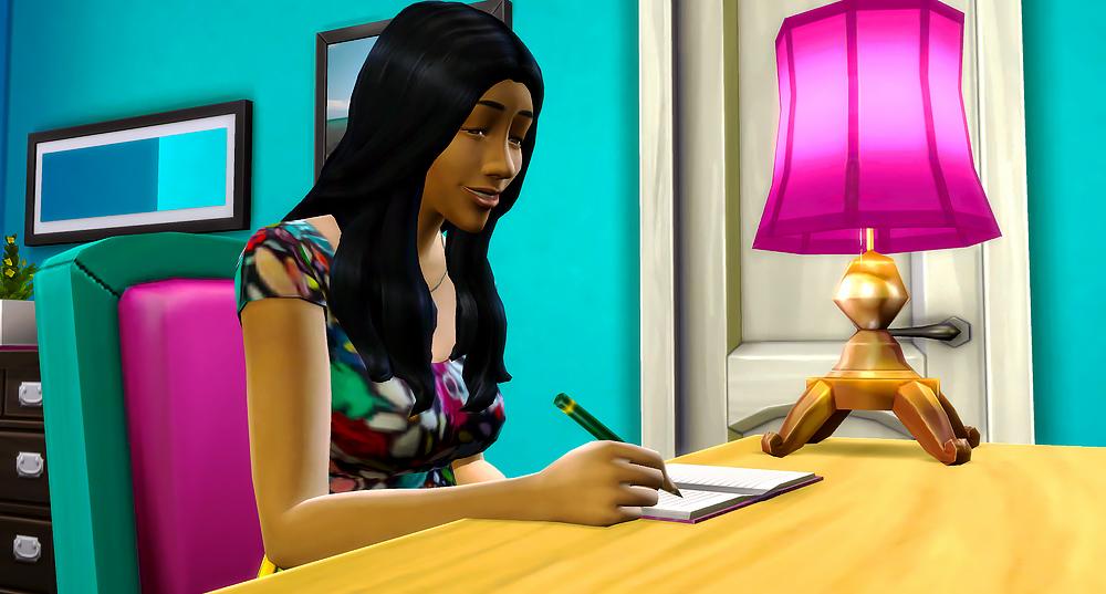 Sims  Letter Sculptures