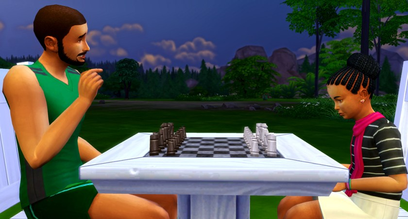 """""""Ok, so start with a pawn…"""""""