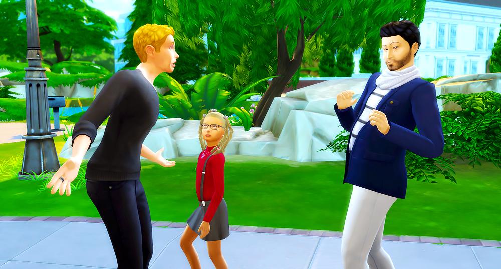 Sims Keep Taking Slice Of Cake