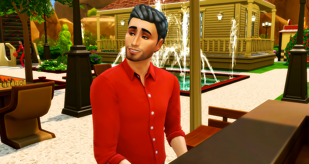 Sims Got Mad At Me For Making Cake On Birthday
