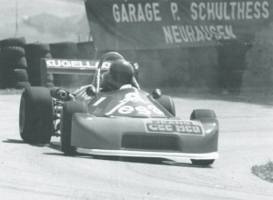 In the 90s, JESA sponsored a race car throughout the season.