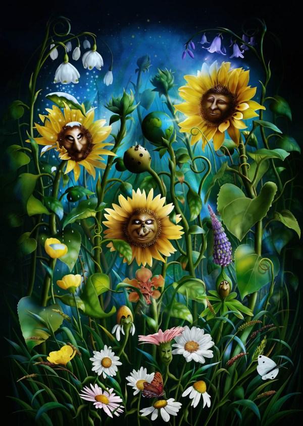 Flower Power - Art Of Jeshannon