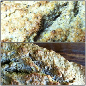 Lavender Poppyseed Citrus Celebration Bread
