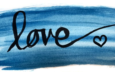 skillshare waterbrush love
