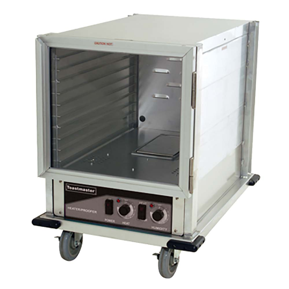 E9451HP12CDN Toastmaster  HeaterProofer Cabinet mobile
