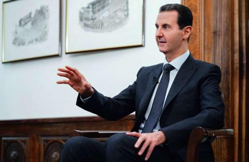 3 - بشار الأسد يدعو اللاجئين للعودة إلى سوريا ويعتبرها أولوية