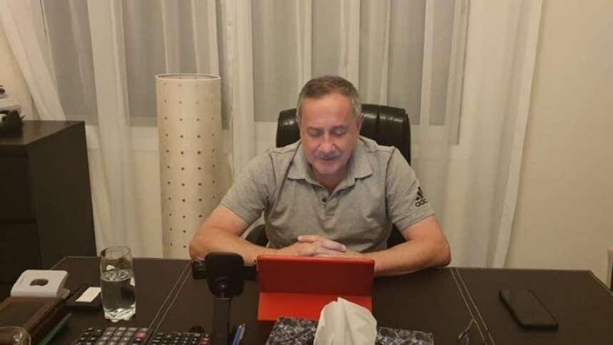 """طلاس - فراس طلاس يعمل على تشكيل حزب سياسي يحقق """"الرفاه"""" للسوريين.. ما التفاصيل؟"""