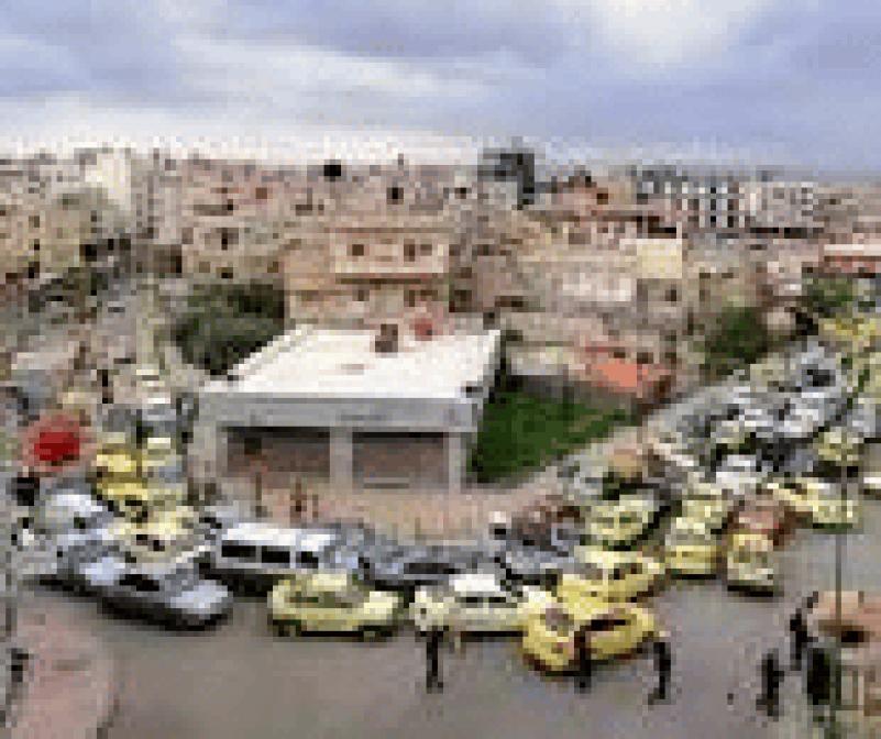 وقود 1 - شحار مسلح في مزيريب في درعا في محطة وقود ..ما السبب؟
