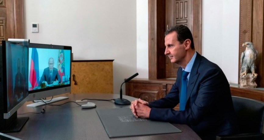 الاسد - نظام الأسد يعلن إنطلاق مؤتمر اللاجئين غداً في دمشق بمشاركة عربية ومقاطعة غربية