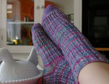 Central Air Socks