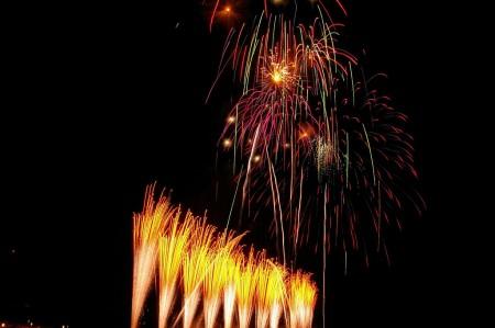 Friday Fireworks