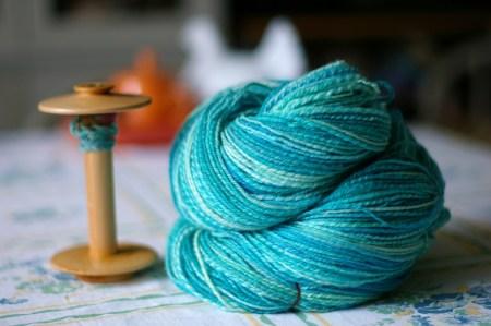 HUGE Skein of yarn...