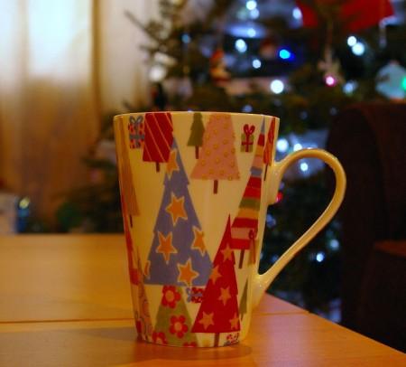 My Favorite Holiday Mug
